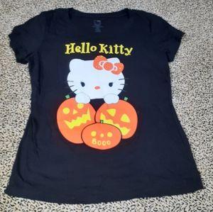 💋NWOT HELLO KITTY HALLOWEEN TEE -S